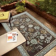 PP hand hooked indoor outdoor carpets