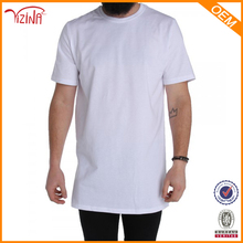 China Supplier 95% Cotton 5% Spandex Plain White T-shirts With Man Custom Tshirt/Bulk Blank T-shirts