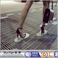 alibaba china supplier galvanized steel grating access walkway