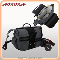 China Stylish Professional photo camera bags vintage