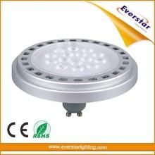 High Lumen 1200LM 30 Degree Epistar SMD 15W GU10 AR111 LED