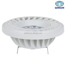 LED AR111 G53 12V dimmable NICHIA LED CRI95/85 12W 960LM CE 5 years warranty