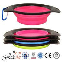 Collapsible Pet Bowl / Travel Bowl Water Feeder / Dog Portable Bowl