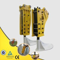 Rock Hydraulic hammer for Hitachi zx220 - excavator SP1350