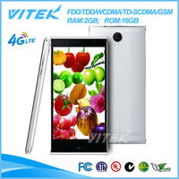Alibaba Supplier 4G Android Kitkat 5.3 inch Big Screen China Mobile Phone