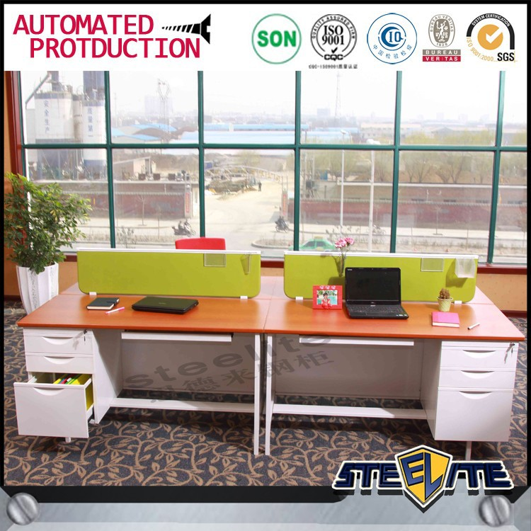 Office Furniture Simple 2 Person Office Desk Standing Desk - Buy