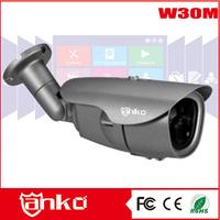 2016 New surveillance camera Shenzhen With 2pc*Array IR LEDs IR distance 45M