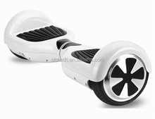 Hot sales 2 wheel electric scooter self balancing with LED light and Max Speed 10km/h scooter electric hands free scooter
