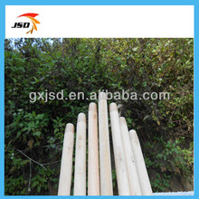 China nanning factory directly price wood broom pole