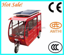 Solar Powered Electric Tricycle/bikes,electric rickshaw tricycle good quality for passengers,Amthi