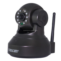 Hot selling Wancam wifi 2p2 wireless 2mp ip camera ptz support iphone, ipad and andorid viewing