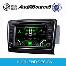 car multimedia system for skoda superb 2005-2013 radio with GPS navigation system phonebook HD video OPS IPAS