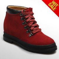 Awsome italian women height increasing boots for winter on sale