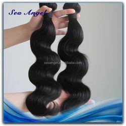 Tangle Free Large Stocks Cheap Brazilian Virgin Hair Bulk