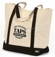 Customized Top Quality Reusable Cute Canvas Cotton Bag From China