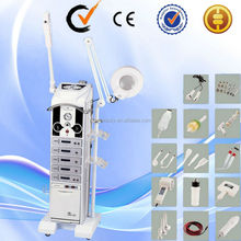 High-Frequency Electrotherapy Sprayer Vacuum remove dirt firming skin machine AU-9988