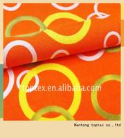 100% cotton canvas fabric for sofa
