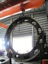 casting industrial driving spur gear