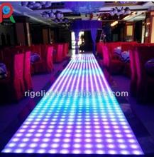 wedding starlit led dance floor