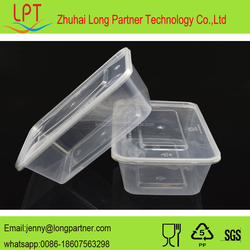 wholesale products disposable food grade plastic container