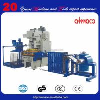 ALMACO advanced C type fin press production line