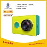2015 Original Xiaomi Yi Action Camera wifi Sport Camera 16MP WIFI Bluetooth 4.0 Waterproof Full hd 1080p 64BG basic version xiao