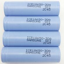samsung icr18650-30a 18650 3000mah 3.7v li ion battery 18650