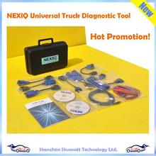 2015 Hot Promotion Nexiq Unlock Version NEXIQ 125032 USB Link Universal Truck Diagnostic Tool