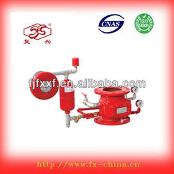 manufacturer of Wet alarm valve,fire fighting equipment China 2013