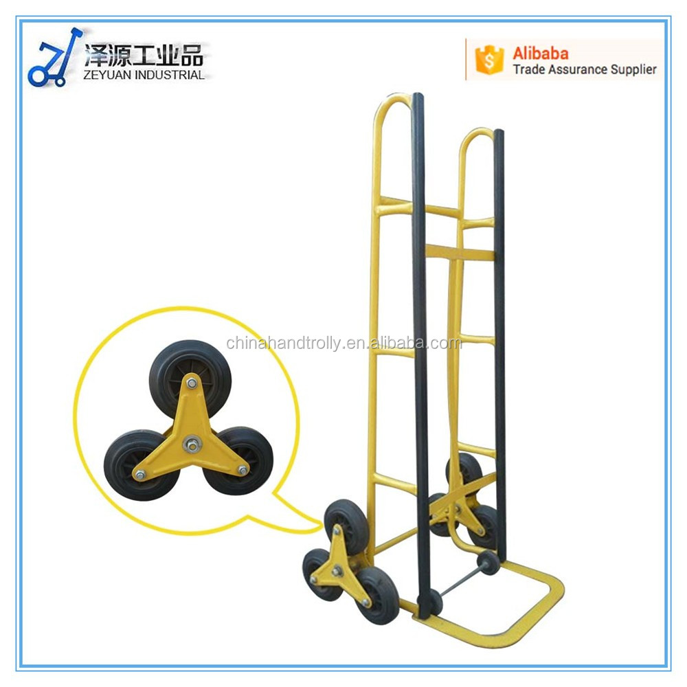 3 Wheel Hand Truck Stair Climbing Hand Truck With Factory