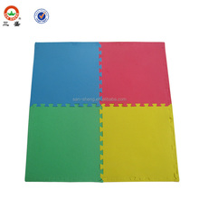 Cheap factory directly colourful play mat