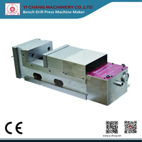 """7"""" 180mm Air-Hydraulic Automatic Pneumatic Angle Fixed CNC Bench Vise"""