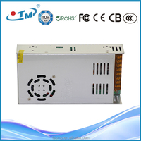 Factory made regulated 0 to 12 volt power supply circuit 48V 10.4A 500W led transformer for led light