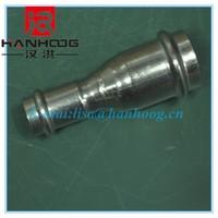 DIN/ANSI/JIS/EN stainless steel press fitting reducer coupling DN 50X25