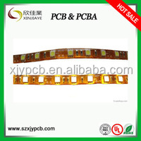 fpc board double layer flexible printed circuit board