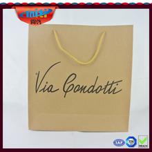 Hot New Products For 2014 Christmas Paper Kraft Gift Bag