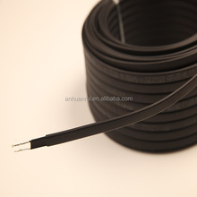 CE Approved Pipeline15W/m hot sale heat tracing european market self regulating heating cable