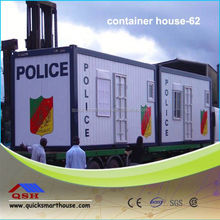 Prefabricated cheap house container