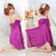 Perspective charming delight sleeping dress
