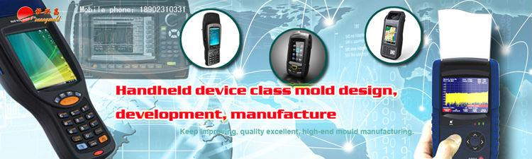 China mould manufacturer supply Mobile Phone Plastic Parts Front and Rear Cover Mould for Ipad
