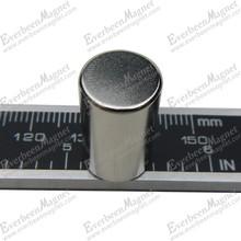 high quality N48 cylinder neodym magnet for motor