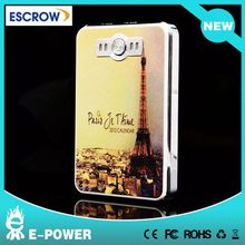 christmas gift external mobile power supply 8000mah