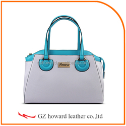 Popular Western Style ladies PU Leather Shoulder Bag Women Handbag