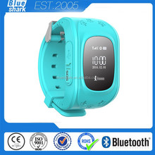 Hot Sale! Most Popular Model Wrist Watch GPS Tracking Device For Kids