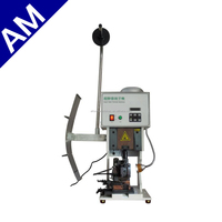 Cable crimping machine, Semi-automatic crimping tool, pneumatic crimper and applicators