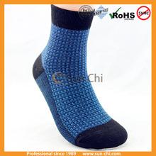 promotion item 100% bamboo custom argyle socks wholesale man socks