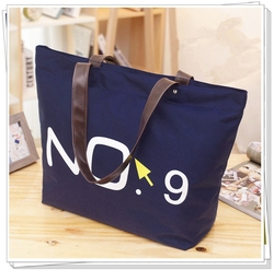 Stlyish leisure shoulder large tote bag bags for college girls cheap beautiful lady handbag,monogrammed canvas tote bags