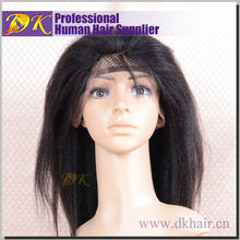 Full Lace Wavy,Lace Front integration wigs 100 human hair wigs for african americans