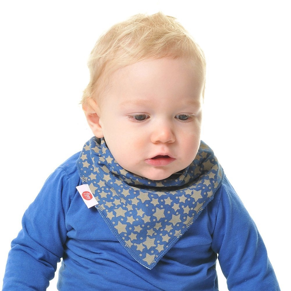 baby bandana drool bibs with velcro close or snaps