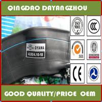 good tire motorcycle inner tube butyl tubes 300-18 3.00-18
